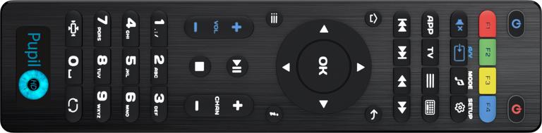 PupilHD Remote Control